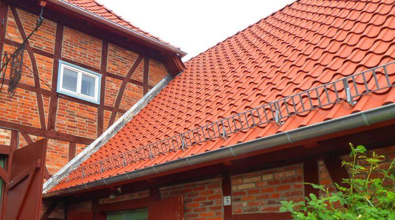Projekt, Museumsscheune Gadebusch, frb Dachdecker