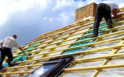 Zimmerarbeiten durch frb Dachspezialisten