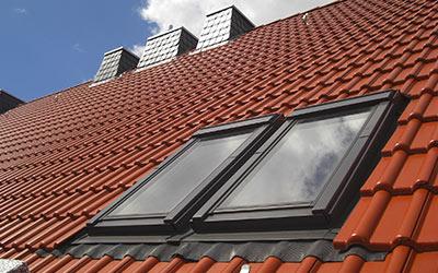 Einbau, Dachfenster, Velux, Licht, frb, Dachdecker, Dachdeckerarbeiten