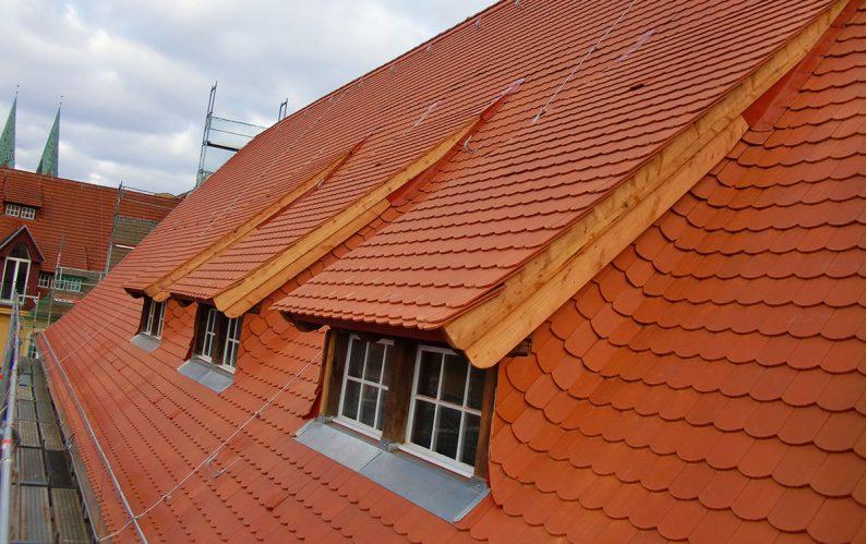 Projekte, Johannes Lübeck, frb, Dachdecker, Dach und Bau